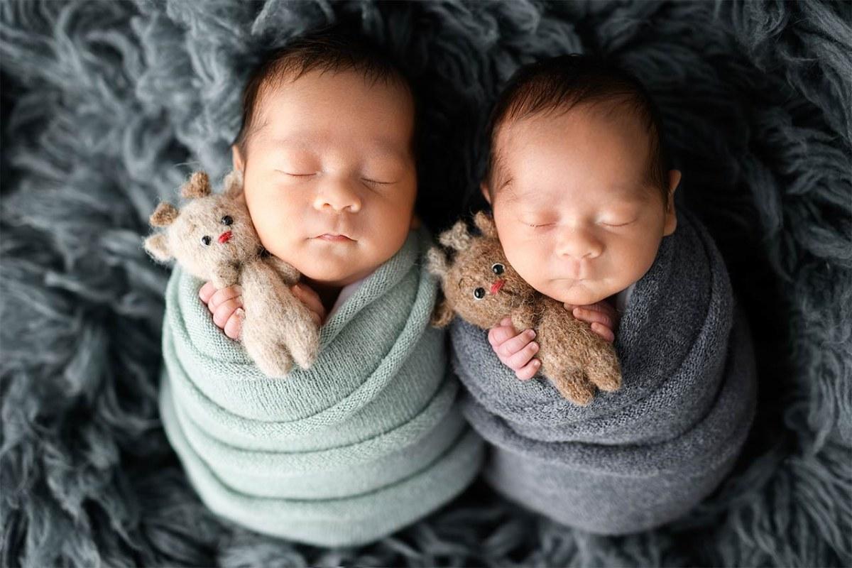 Bilder von Zwillingen