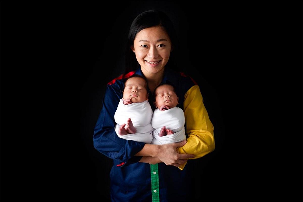 baby shooting fuer zwillinge 013 Pawel Golacki Fotografie Baby-Shooting für Zwillinge